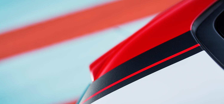 Nieuwe Citroën C3 buitenkant