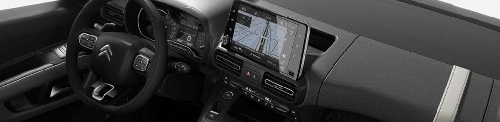 Citroen berlingo multispace interieur