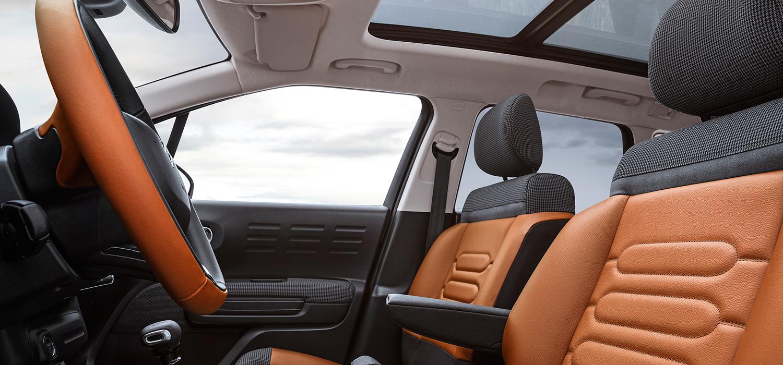 Citroën C3 Aircross stoelen