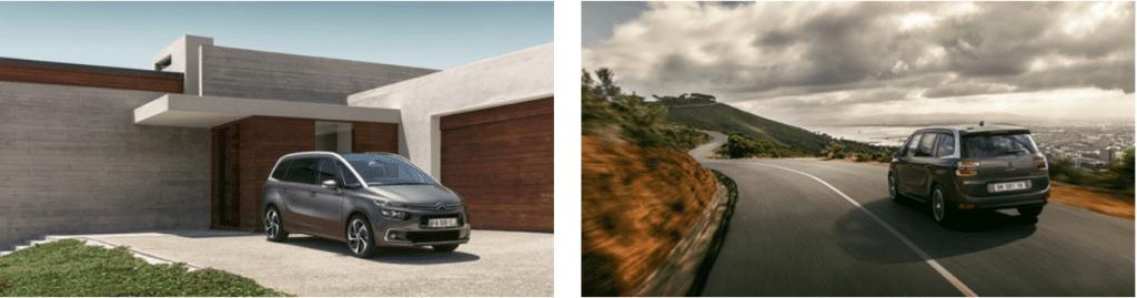 Citroën C4 Grand spacetourer 7 zitplaatsen