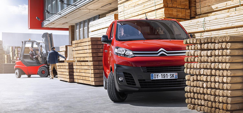 Citroën Jumpy bestelwagen Dubbel Cabine