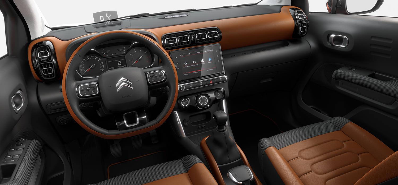 Dashboard Citroën C3 Aircross