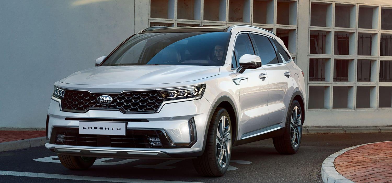 De nieuwe Kia Sorento | Wassink Autogroep