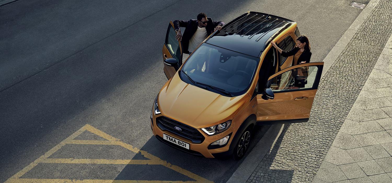 Ford EcoSport Active Bovenzijde