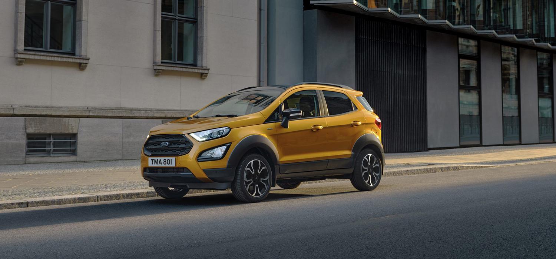 Ford EcoSport Active Voorzijde