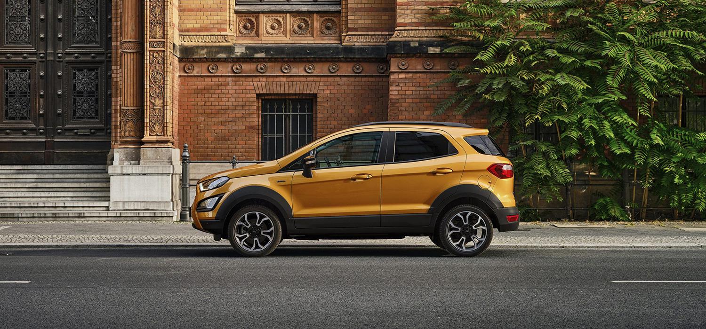 Ford EcoSport Active Zijkant