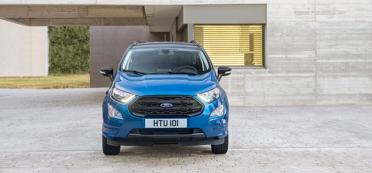 Ford Ecosport acties
