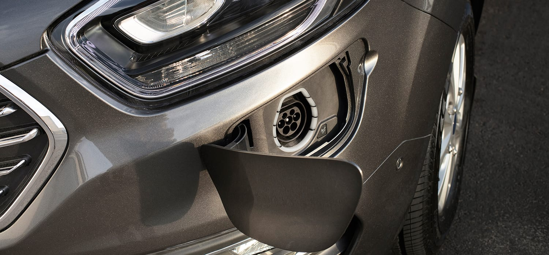 Ford tourneo Custom elektrisch