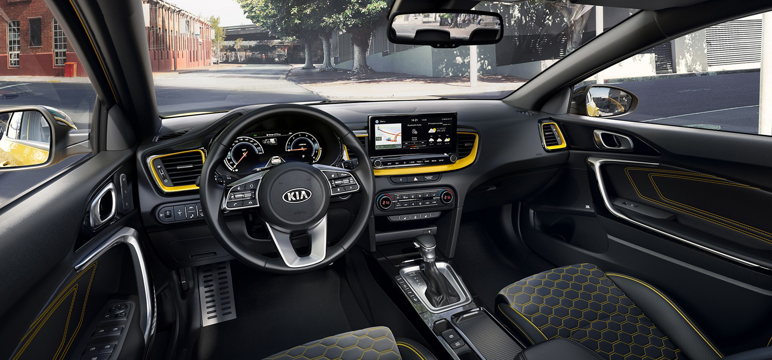 Kia XCeed interieur