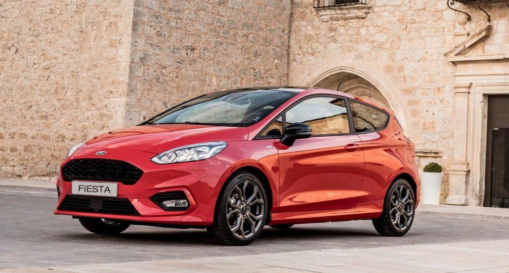 Ford Fiesta bij Wassink Autogroep