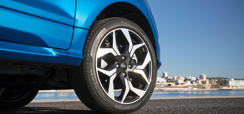 Ford EcoSport ST-Line velg