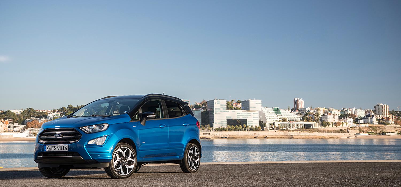 Ford EcoSport linksvoor