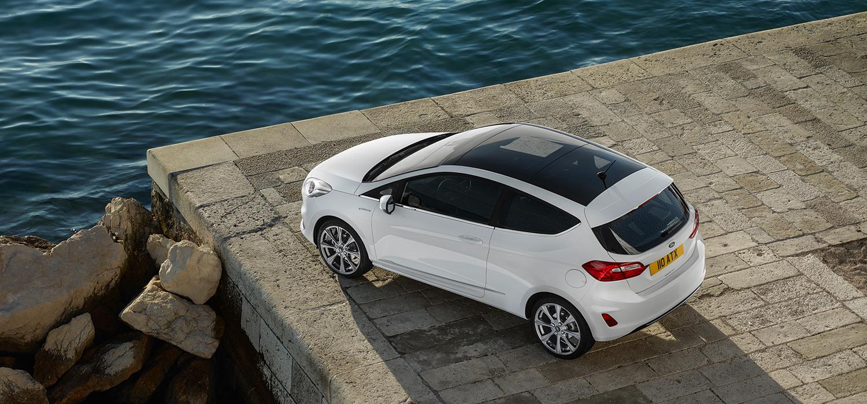 Ford Fiesta Vignale panorama