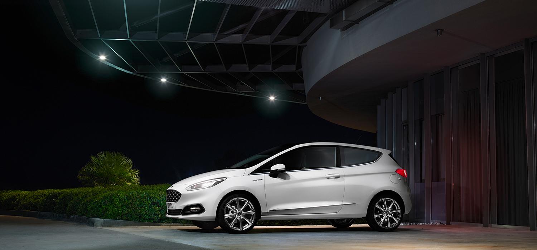 Ford Fiesta acties