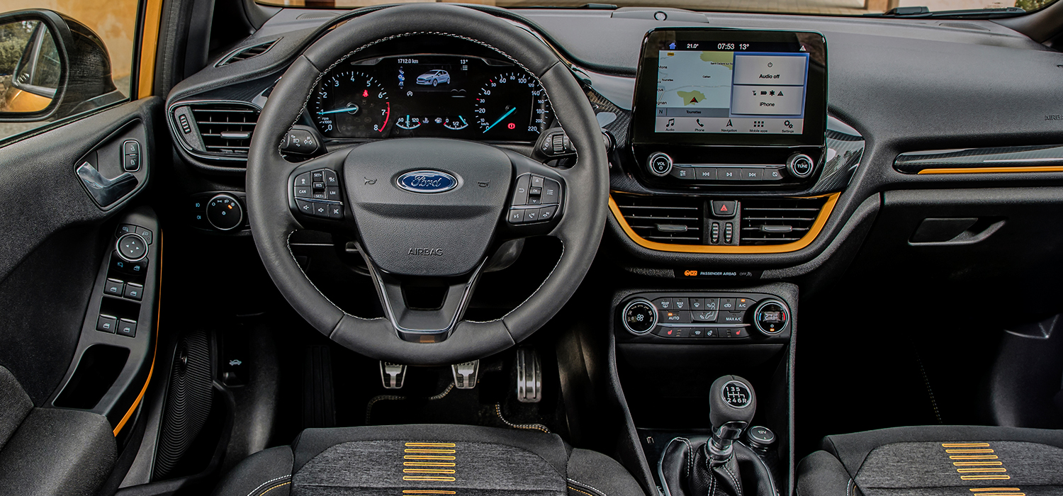 Ford Focus Active dashboard