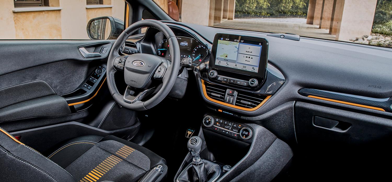 Ford Focus Active navigatie