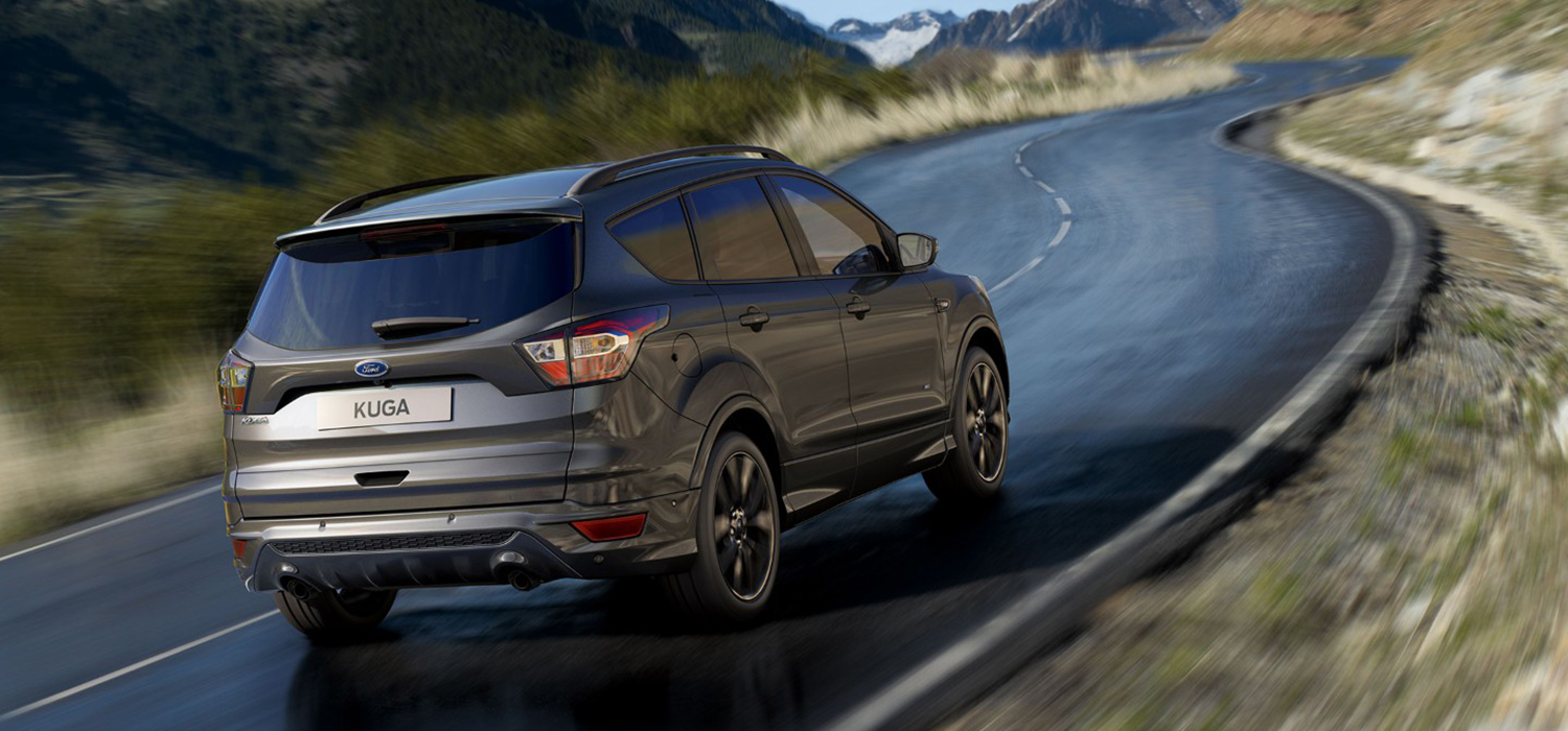 Ford Kuga rechtsachter