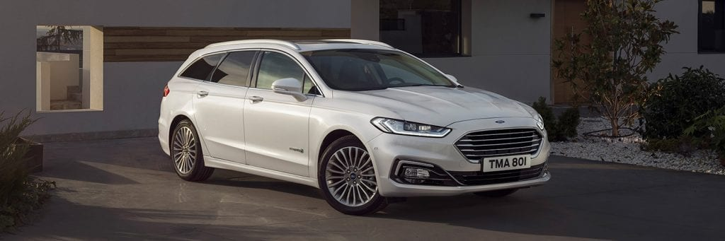 Ford Mondeo Hybrid Station