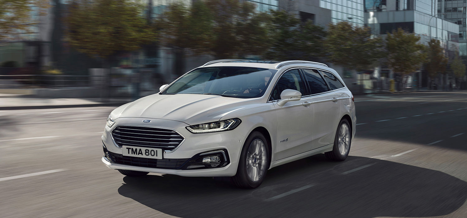 Ford Mondeo station Hybrid