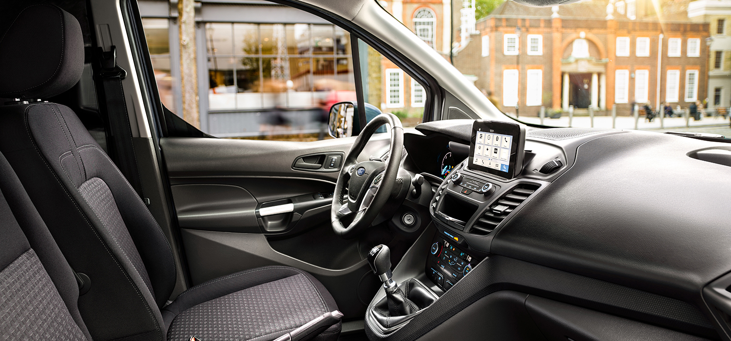 Ford Transit Connect automaat