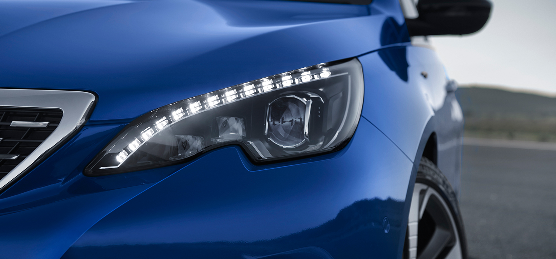 Peugeot 308 Ledverlichting