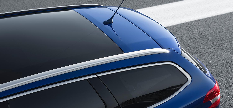 Peugeot 308 SW panoramadak