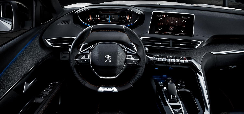 Peugeot 5008 I-Cockpit interieur
