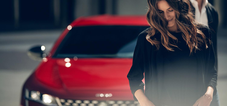 Peugeot 508 berline luxe