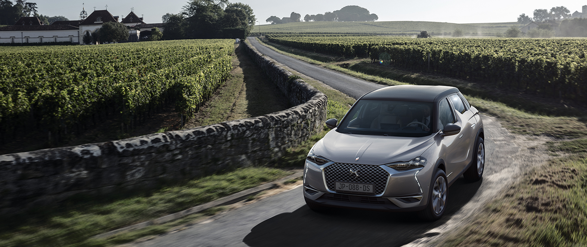 DS3 CROSSBACK E-TENSE VOORKANT
