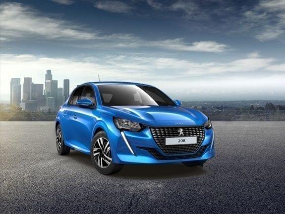 Afbeelding van Peugeot e-208