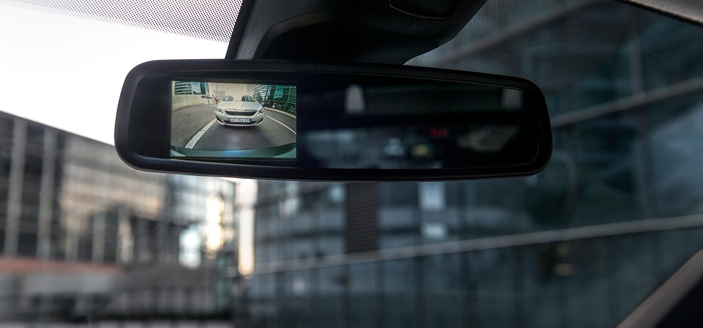 Peugeot Expert achteruitrijcamera