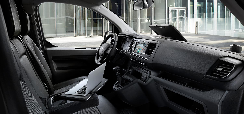 Peugeot Expert interieur comfort