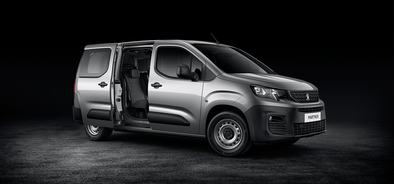 Peugeot Partner schuifdeur