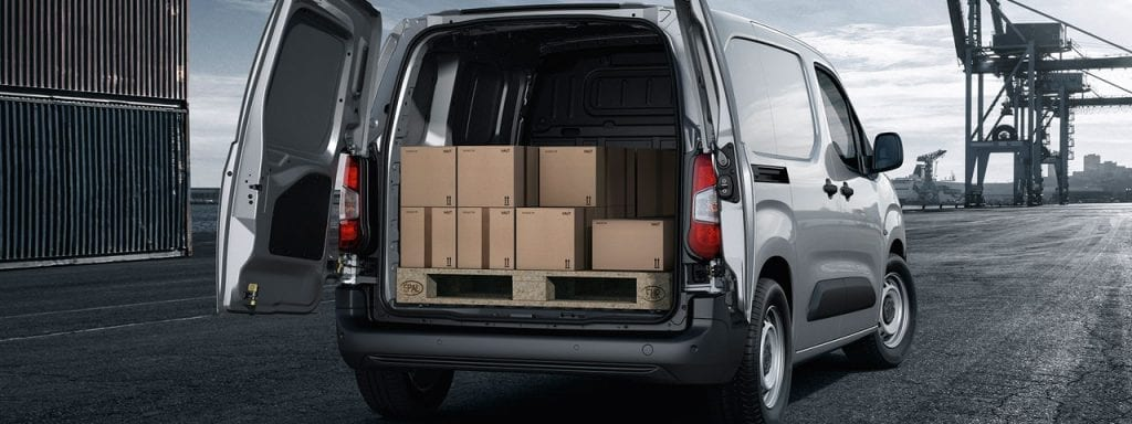 Peugeot partner bestelauto