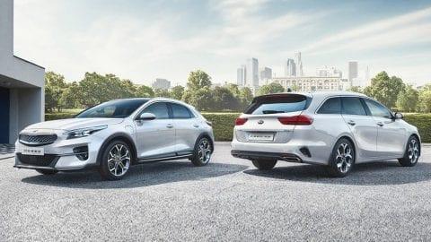 Afbeelding voor Kia onthult Plug-in Hybrid-varianten van de XCeed en Ceed Sportswagon