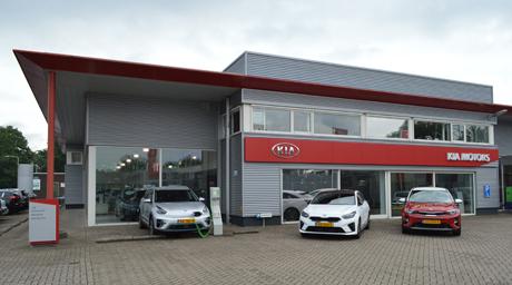 Vestigingen - Wassink Autogroep Kia Arnhem