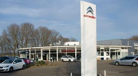 Wassink Autogroep Dodewaard voor het onderhoud van Peugeot en Citroën