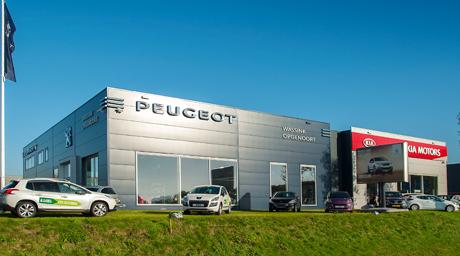 Vestigingen - Wassink Autogroep Doetinchem - Peugeot en Kia
