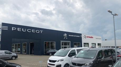Vestigingen - Wassink Autogroep Peugeot Citroën Arnhem
