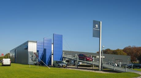 Vestigingen- Wassink Autogroep Venlo - Peugeot en Ford