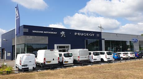 Wassink Autogroep Venray - Peugeot en Ford