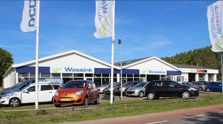 Wassink Autogroep Occasion Center Wamel
