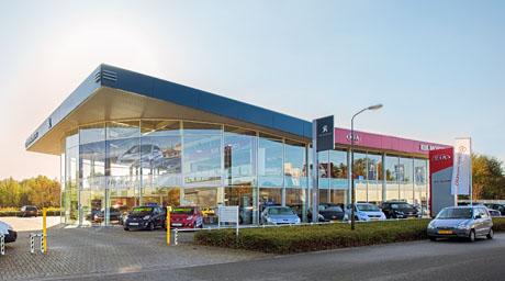Vestigingen- Wassink Autogroep Winterswijk - Peugeot en Kia