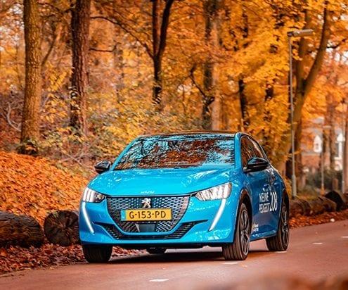 Zakelijk een elektrische Peugeot aanschaffen?