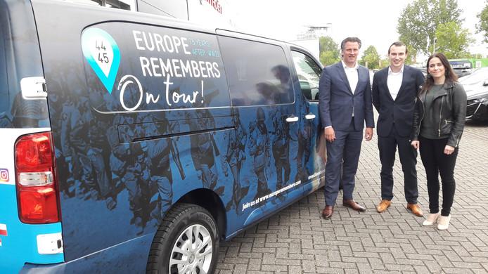 Wassink Autolease ondersteund van de Liberation Route Europe