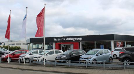 Wassink Autogroep Boxmeer staat voor Ford en Kia