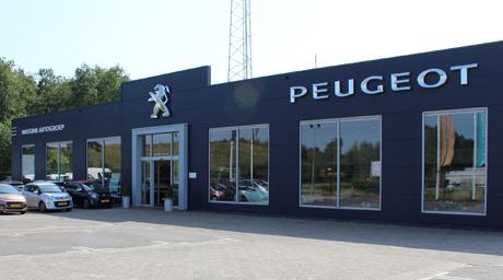 Vestigingen Wassink Autogroep Oss Peugeot Citroën