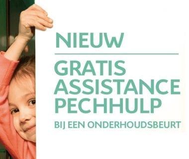 Gratis Citroën Assistance bij onderhoud