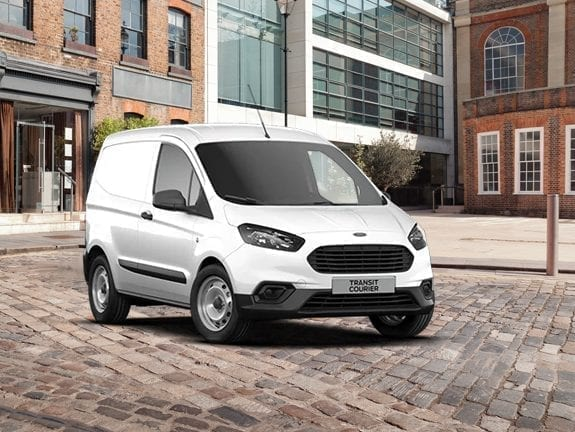 Ford Transit Courier bedrijfswagen