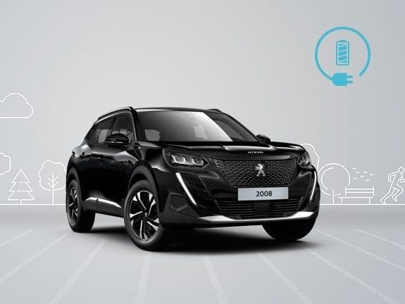 Peugeot e-2008 elekrisch